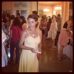 carola madariaga vintage con outfit