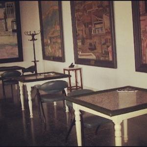 interiores at home Lorca y carola vintage