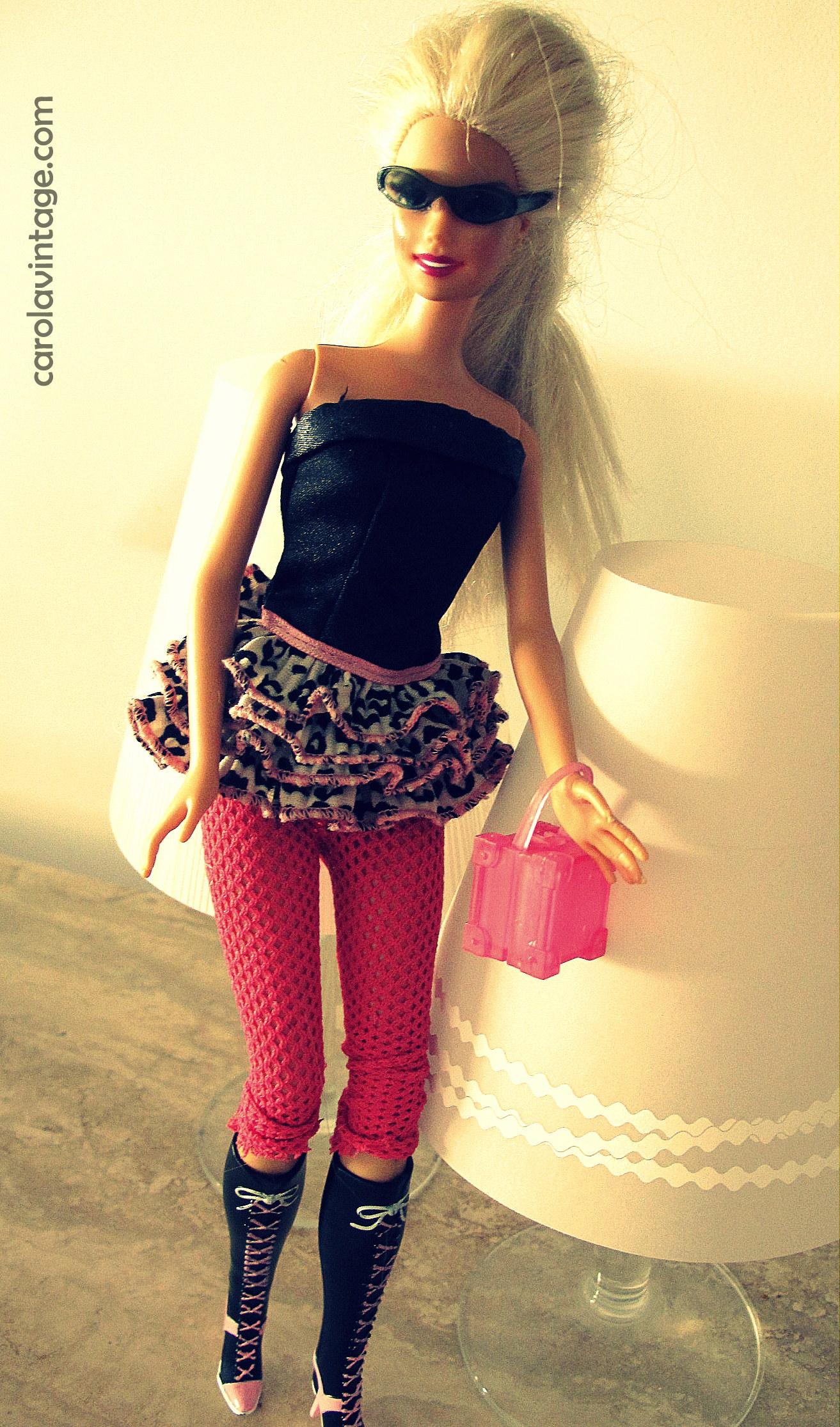 Vintage barbie ken hora de ocio