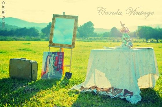 Countryside day Carola Vintage & Berta Jones
