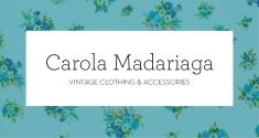 logo Carola Vintage