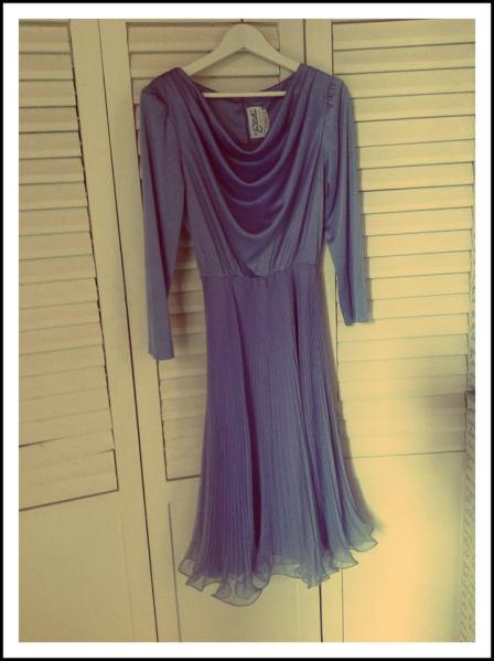 vestido vintage 1