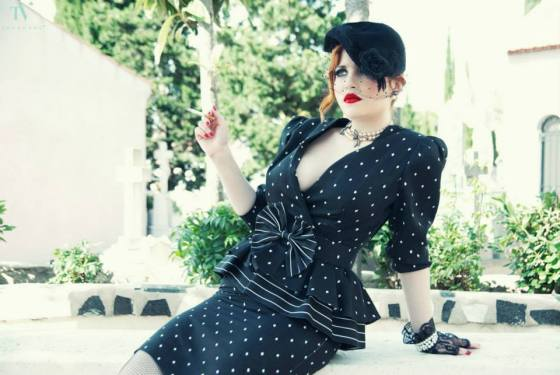 vestidos vintage online 4