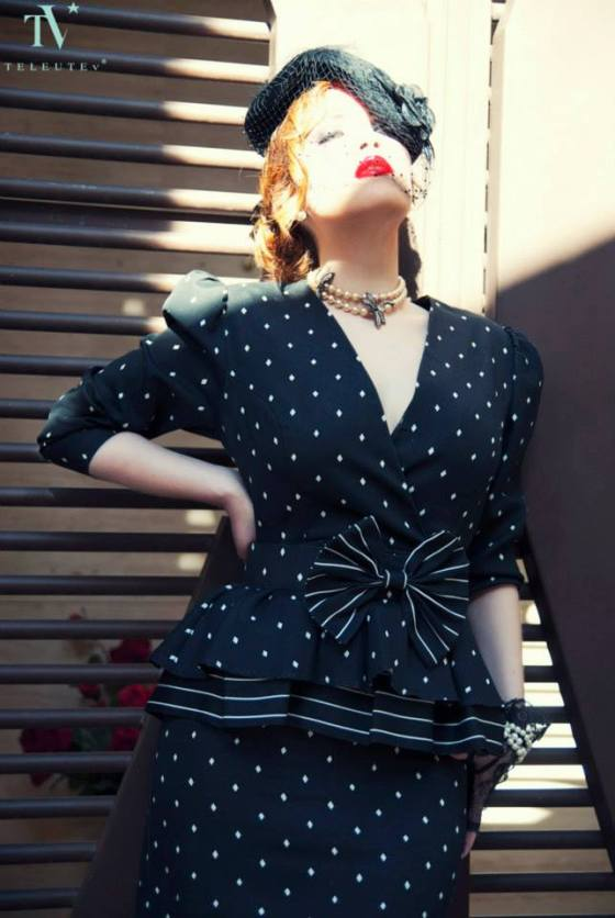 vestidos vintage online 5