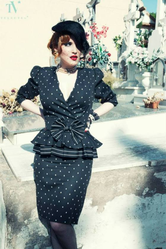vestidos vintage online 7