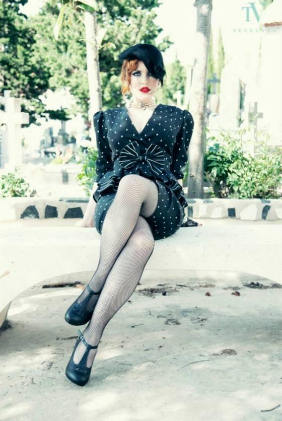 vestidos vintage online 8