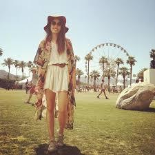 Vintage outfit festivales